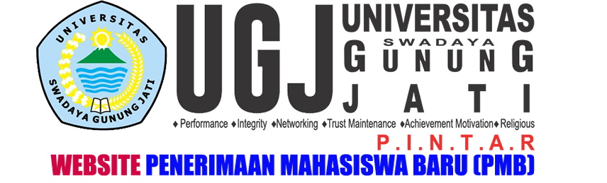 Website PMB UGJ